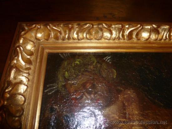 Arte: oleo sobre lienzo niño - Foto 3 - 34645957