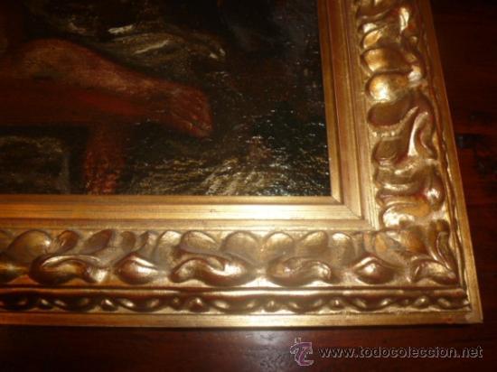 Arte: oleo sobre lienzo niño - Foto 4 - 34645957
