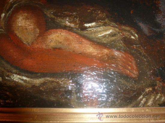 Arte: oleo sobre lienzo niño - Foto 6 - 34645957