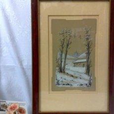 Arte: .....MURIEL 1919.- ACUARELA FIRMADA Y FECHADA.. Lote 35558266