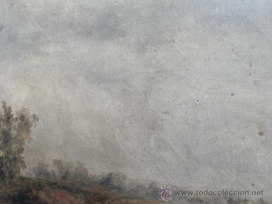 Arte: Muy bello paisaje inglés sXIX. - Foto 6 - 34484607
