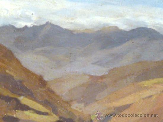 Arte: maravilloso óleo sobre tabla. Firmado L.Reig.Escuela catalana - Foto 5 - 36185829
