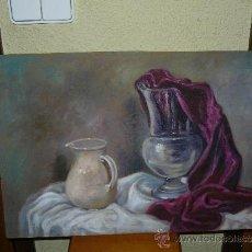 Arte: OLEO / TABLEX - ANÓNIMO - BODEGÓN. Lote 36370042