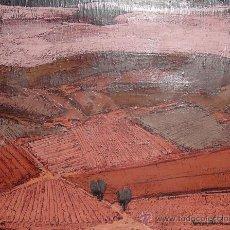 Arte: PEDRO MARCOS BUSTAMANTE.TIERRAS CALIENTES.. Lote 36400720