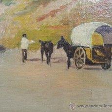 Arte: OLEO SOBRE LIENZO, DEL 1951 FIRMA, J. QUERALT. Lote 36663642
