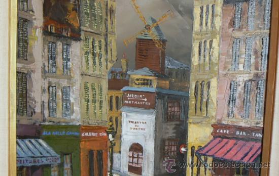 Cuadro al oleo pintor valenciano jose daroca comprar - Pintor valenciano ...
