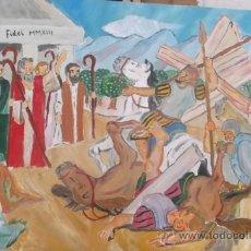 Kunst - Los siete varones apostólicos, milagro del puente de Acci (Guadix) de Crespo - 37449739