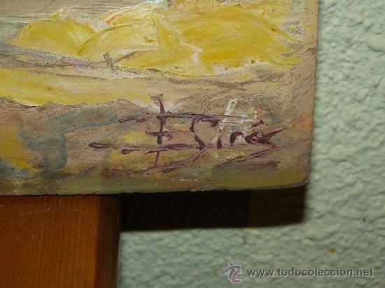 Arte: OLEO / TABLEX - FDO F SIRÉS - MARINA - Foto 3 - 37715376