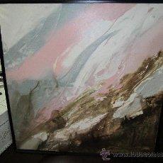 Arte: OLEO SOBRE LIENZO ABSTRACTO, FIRMA ILEGIBLE PARTE INFERIOR IZQUIERDA MEDIDA 85 X 88 CM. OTROARTE. Lote 37746930