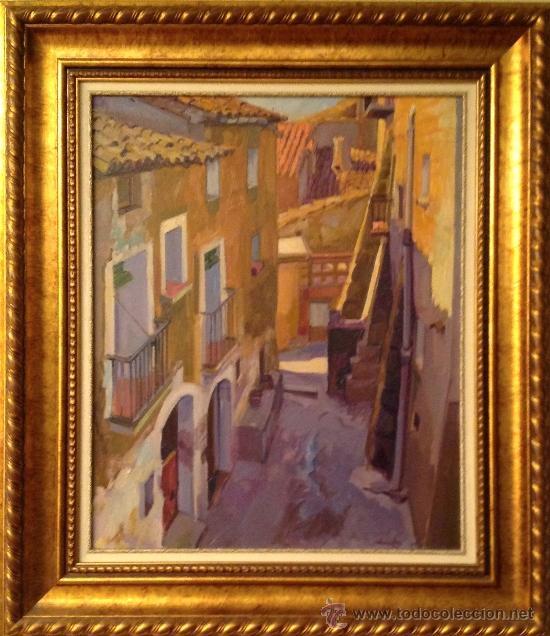 CUADRO DEL PINTOR JAUME VILARRUPLA ROLDOS (Arte - Pintura - Pintura al Óleo Contemporánea )