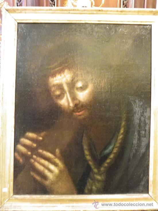 Arte: Nazareno de escuela sevillana del siglo XVII - Foto 3 - 38126905