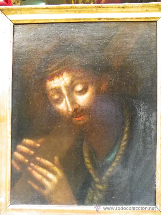Arte: Nazareno de escuela sevillana del siglo XVII - Foto 5 - 38126905