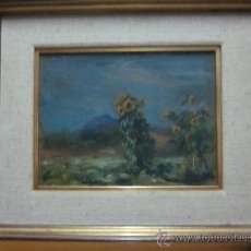 Arte: OLEO SOBRE TABLA FIRMADO E. GALWEY. Lote 38366721