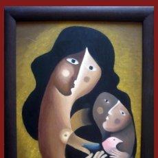 Arte: MATERNIDAD PICASSIANA - M.GALLARDO ¡OFERTA!. Lote 36087459
