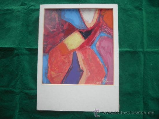 PINTURA AL OLEO (BLANCO) (Arte - Pintura - Pintura al Óleo Moderna sin fecha definida)