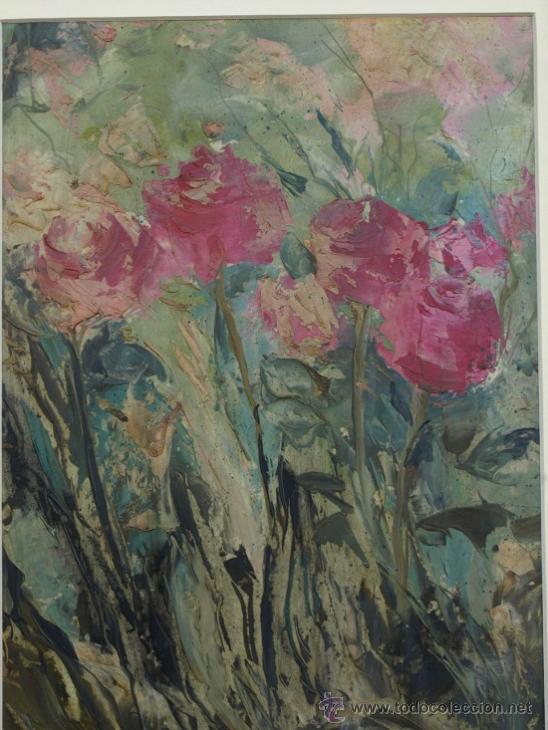 Arte: Oleo sobre tela. C 1960. FDO A. MOLINA - Foto 2 - 38892679
