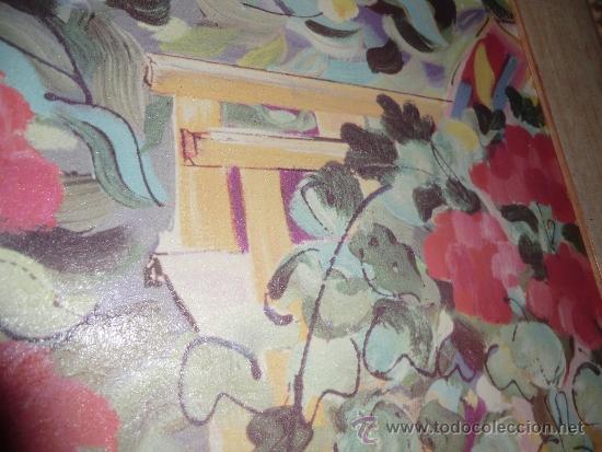 Arte: Oleo sobre lienzo firmado por M.Flores - Foto 3 - 38926164