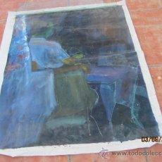 Arte: CUADRO AL OLEO FIRMADO. Lote 39067406