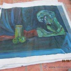 Arte: CUADRO AL OLEO ORIGINAL. FIRMADO. Lote 39067528