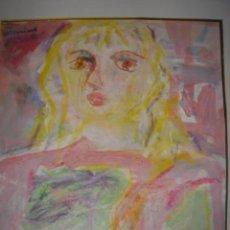 Arte: PINTURA AL OLEO DEL PINTOR ROMEO. 35 X 29,5 CMS. MIMIANA.. Lote 39396301