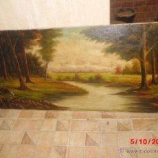 Arte: CUADRO PINTADO AL OLEO. Lote 39388124