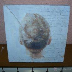Arte: OLEO / TABLEX - SACRIS - CABEZA INFANTIL.. Lote 39418172
