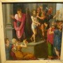Arte: ECCE HOMO ATRIBUIDO A PEDRO PERTUS/ESCUELA ARAGONESA DEL S.XVI. Lote 48927456