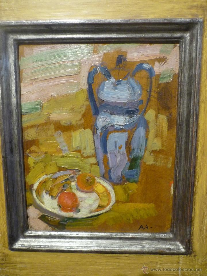 BODEGON DE ANTONI VILA ARRUFAT (1894-1989) (Arte - Pintura - Pintura al Óleo Moderna sin fecha definida)