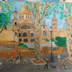 Arte: PALAU NACIONAL ,BARCELONA DE CRESPO. Lote 40079459