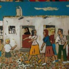 Arte: LA TARASCA, DE CRESPO . Lote 40330867