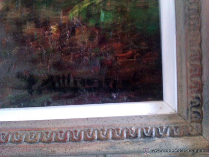 Arte: Pintura Pere Colldecarrera - Paisaje - Foto 2 - 40298728