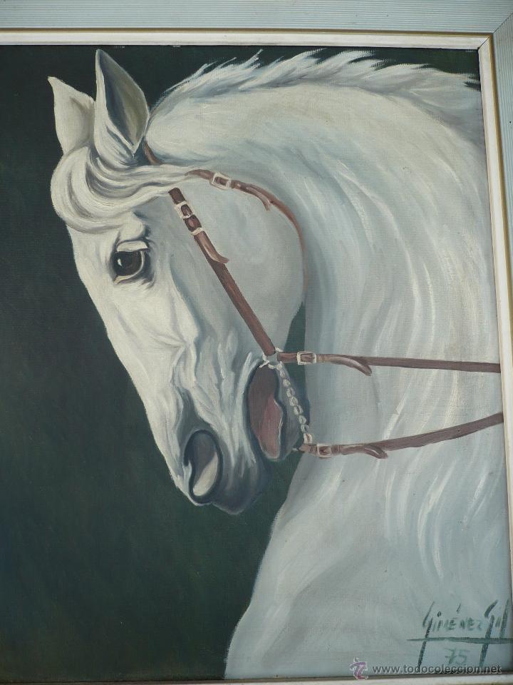busto de caballo - Comprar Pintura al Óleo Moderna sin fecha ...