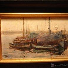 Arte - MUY BONITA PINTURA AL ÓLEO DE LA PINTORA VALENCIANA ENCARNA TEN - 40656191