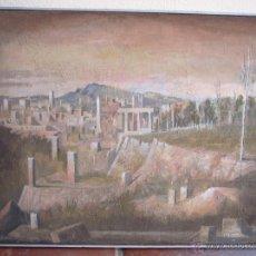 Arte: PINTURA CONTEMPORÁNEA PAISAJE ARQUITECTURA LUIS MAYO. Lote 40668130