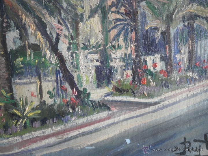 Arte: Preciosa pintura de Niza. - Foto 3 - 40789964