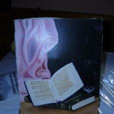 Arte: OLEO / TELA - LOLA SANCHEZ - LIBROS. Lote 40870802