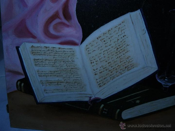 Arte: OLEO / TELA - LOLA SANCHEZ - LIBROS - Foto 2 - 40870802