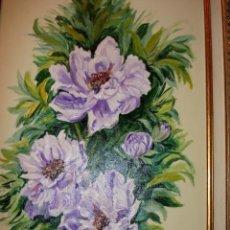 Arte: FLORES. Lote 40884356