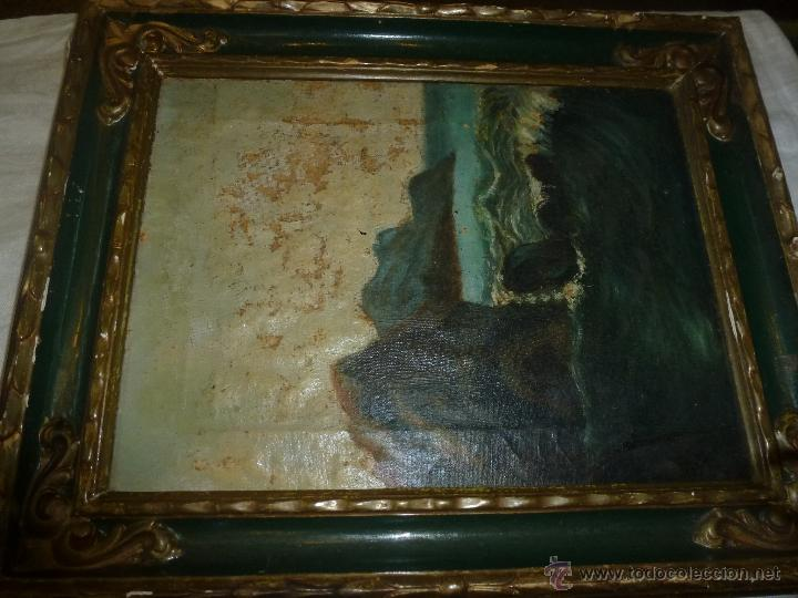 Arte: cuadro pintura al oleo marina - Foto 6 - 31408516