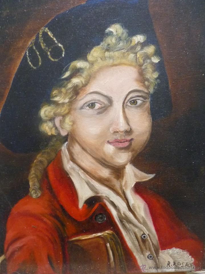 BONITO RETRATO DE NIÑO INGLÉS AL OLEO (Arte - Pintura - Pintura al Óleo Contemporánea )