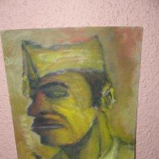 Arte: OLEO / CARTÓN - ALCALÁ - 1995 - LEGIONARIO. Lote 41164815