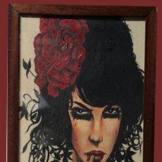 Arte: EXPRESION ESPAÑOLA - E. LUCAS. Lote 41227554