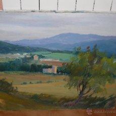 Arte: OLEO / TELA - FIRMADO LLONGSOLÁ - PAISAJE 3. Lote 41266219