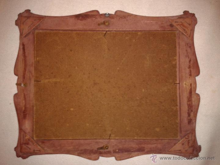Arte: PINTURA AL ÓLEO SOBRE TABLEX. FIRMADA SOLER. - Foto 2 - 41337817