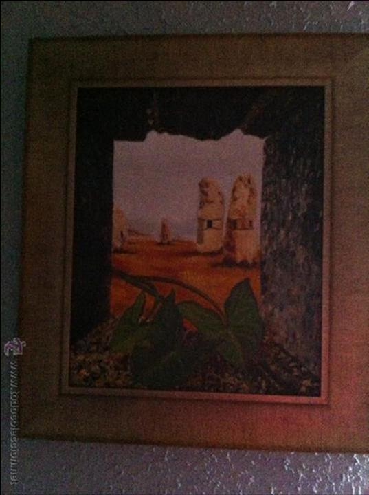 PINTURA ÓLEO - PAISAJE - SUÁREZ (Arte - Pintura - Pintura al Óleo Contemporánea )