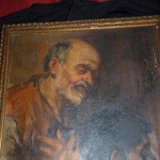 Arte: PINTURA AL OLEO, FECHADA Y FIRMADA 1929 EN SEVILLA. Lote 41509337