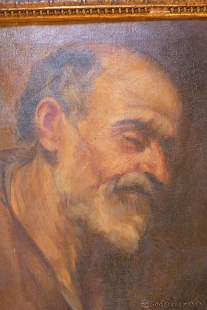 Arte: PINTURA AL OLEO, FECHADA Y FIRMADA 1929 EN SEVILLA - Foto 4 - 41509337