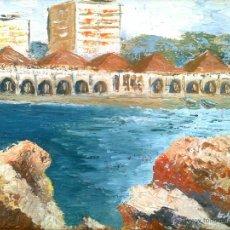 Kunst - Pintura, cuadro oleo paisaje. - 42139343