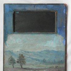 Arte: PINTURA RUSA. FECHADA Y FIRMADA EN 1916.. Lote 42184697