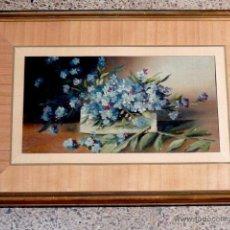 Arte: ÓLEO SOBRE TABLA, ANTIGUO.PAREJA DEL LOTE: 41579491. Lote 42213089